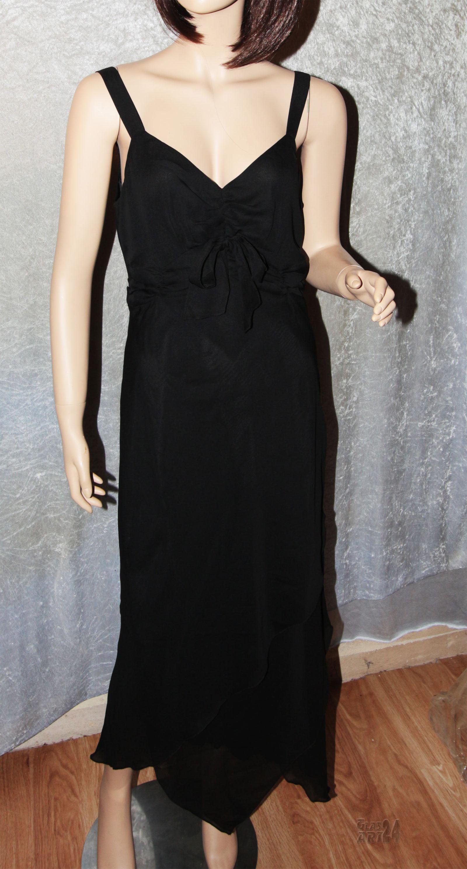 ashley brooke kleid abendkleid festkleid ballkleid schwarz. Black Bedroom Furniture Sets. Home Design Ideas