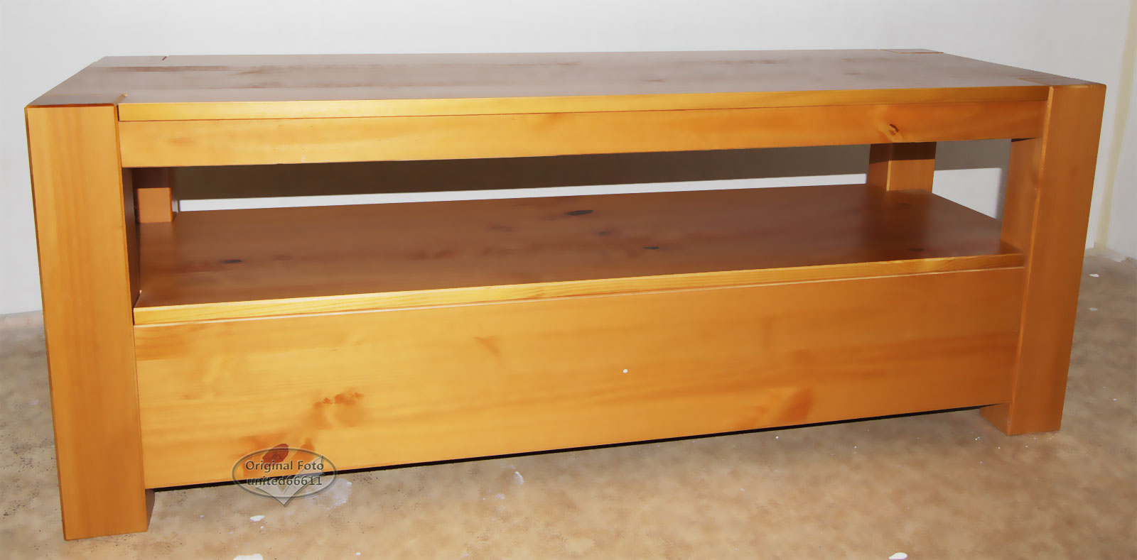 sideboard lowboard tv sitz bank landhaus stil massiv holz. Black Bedroom Furniture Sets. Home Design Ideas