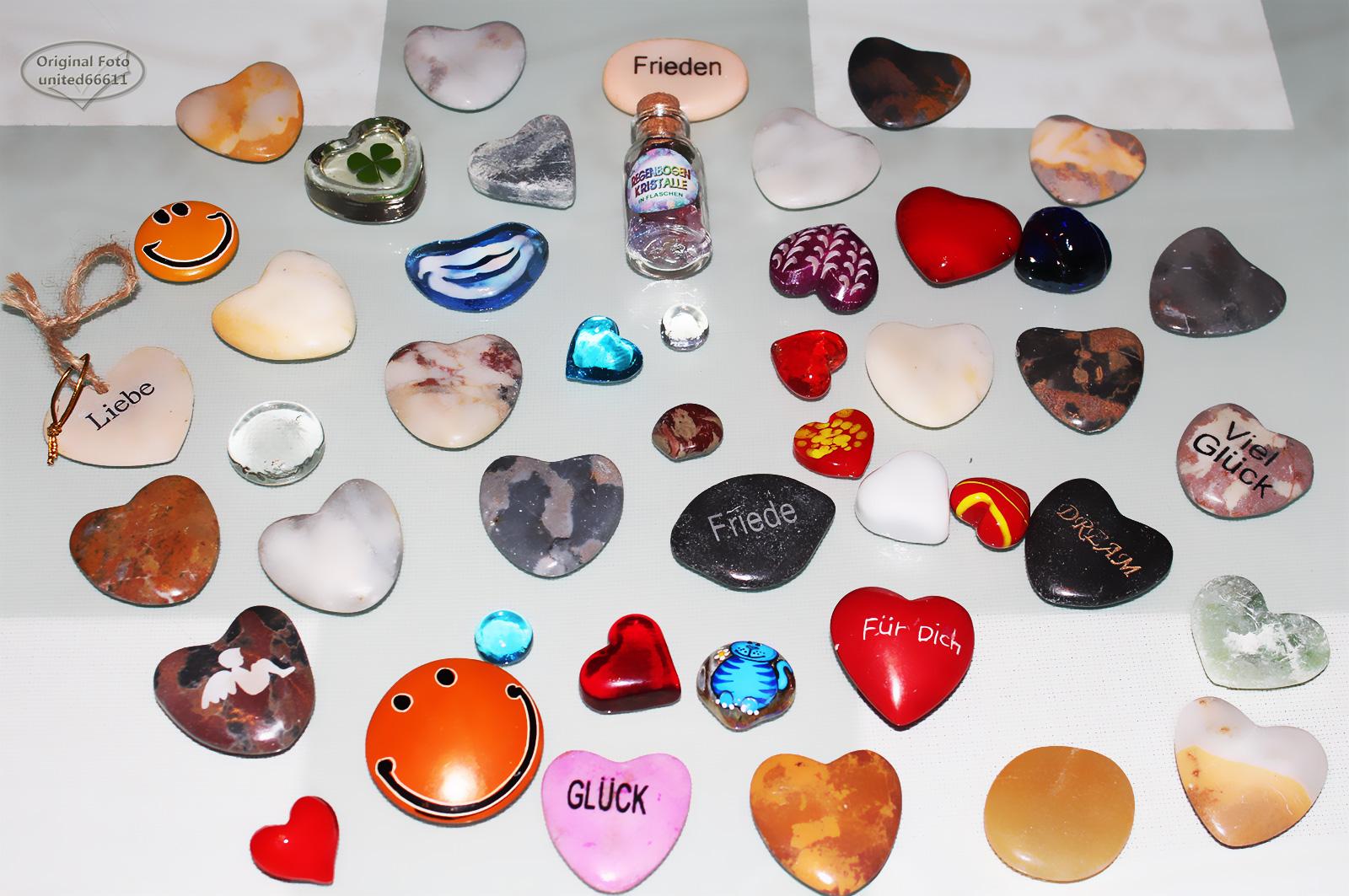 sammlung 45 deko steine kiesel glas hobby basteln bunt. Black Bedroom Furniture Sets. Home Design Ideas